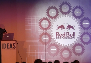 IDEAS Lecture Series 2014 Red Bull: High Performance and Human Potential Development